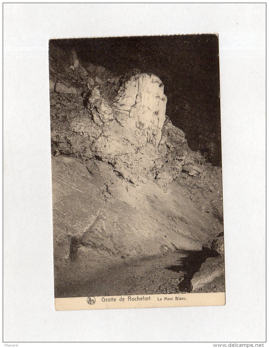 63348    Belgio,  Grotte  De Rochefort,  Le  Mont Blanc,  NV - Rochefort