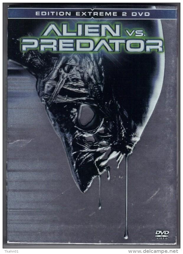 """D-V-D    """" ALIEN VS PREDATOR    """"   EDITION  EXTREME 2 DVD - Sci-Fi, Fantasy"""