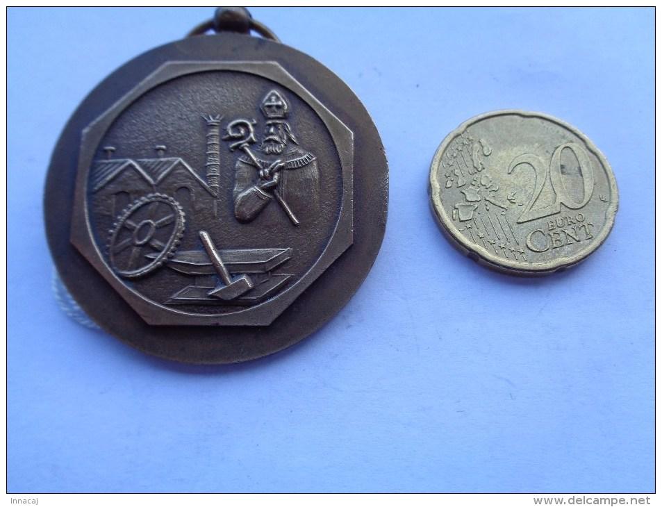 Réf: 98-16-184.   MINE   Saint-Eloi  Fraternelle   Honneur  Mérite Et Fidélité. - Obj. 'Remember Of'