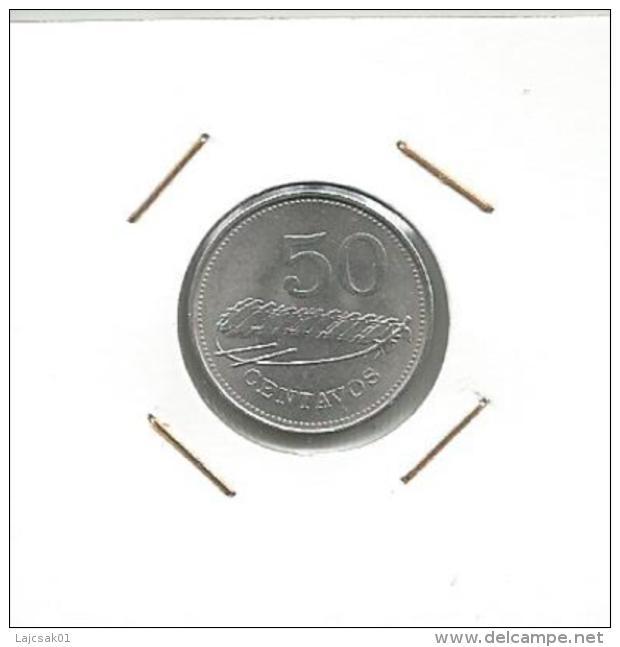 D9 Mozambique 50 Centavos 1982. KM#98 - Mozambique