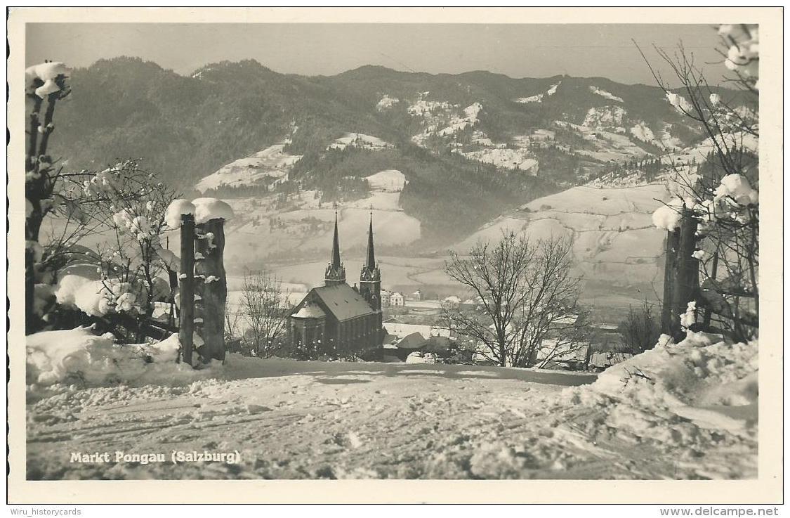 AK 0483  Markt Pongau - Verlag Jurischek Ca.  Um 1930 - St. Johann Im Pongau