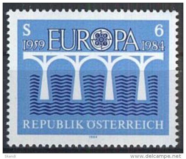 ÖSTERREICH MI-NR. 1772 ** MNH - CEPT 1984 (88) - 1984