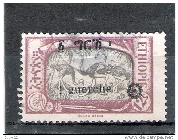 Ethiopie - Yv.145A - Obl/gest/used - Ethiopie