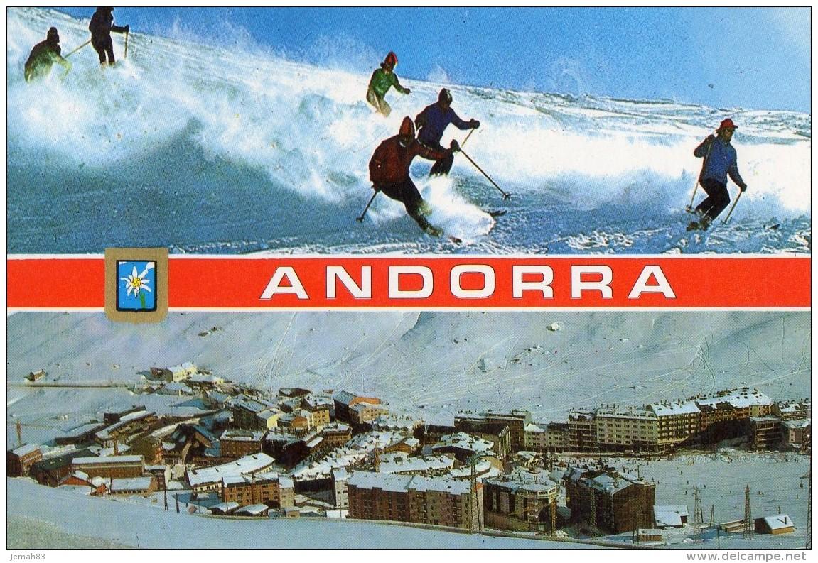 Andorra Pas De La Case(LOT AC 19) - Andorre