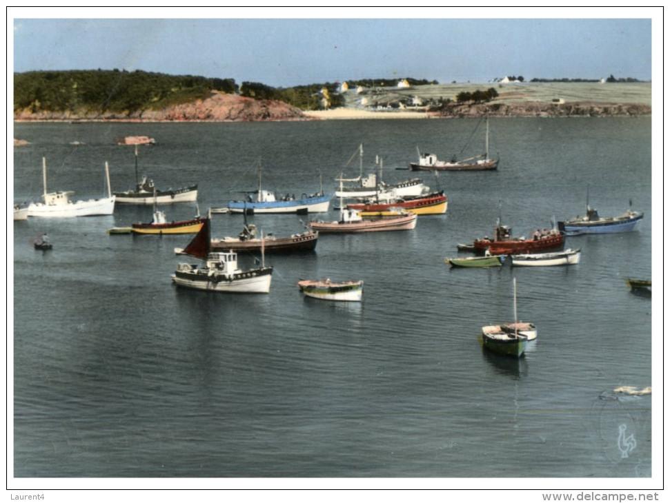 (M+S 456) France - Port Manech - Autres Communes