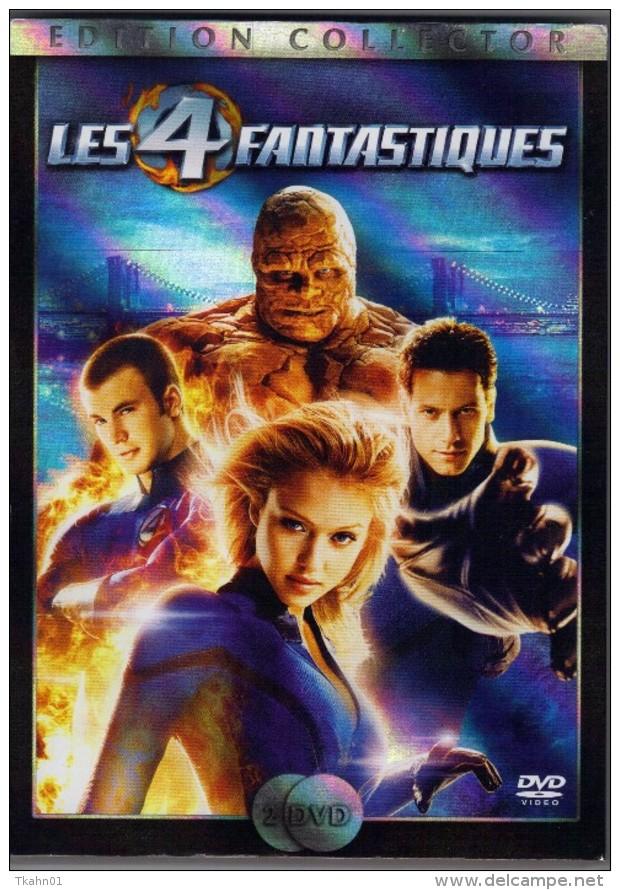 """D-V-D """" LES 4 FANTASTIQUES """" EDITION COLLECTOR 2 DVD - Sci-Fi, Fantasy"""