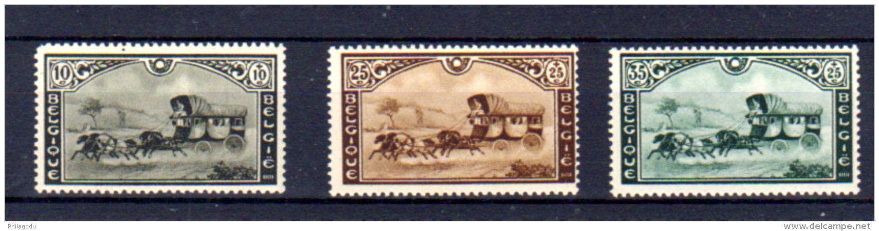 Exposition Universelle De Bruxelles, « Malle Poste », 407 / 409**, - 1935 – Brüssel (Belgien)