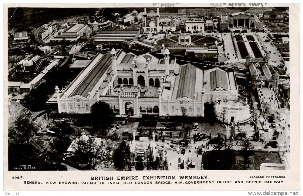 EXHIBITION - 1924/5 EMPIRE - GENERAL VIEW RP Ex51 - Exhibitions