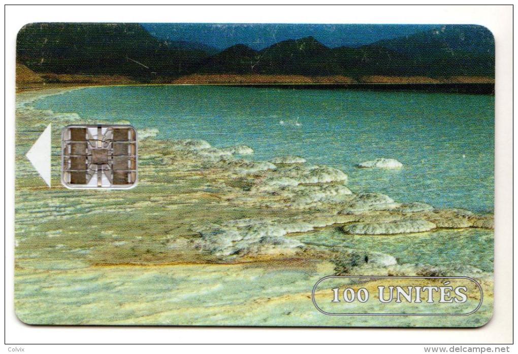 DJIBOUTI REF MV CARDS DJI-25 - Dschibuti