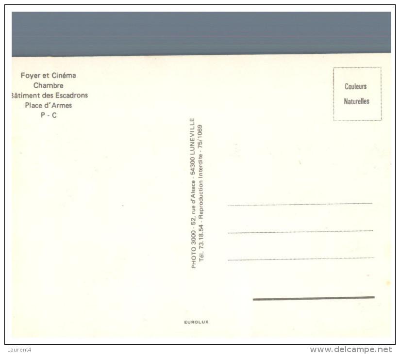 (ORL 290) France - Caserne Du 3ème Régiment De Cuirassiers - Casernes