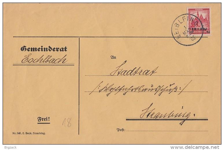 DR Brief EF Minr.464 Leiblfing 1.3.32 - Briefe U. Dokumente
