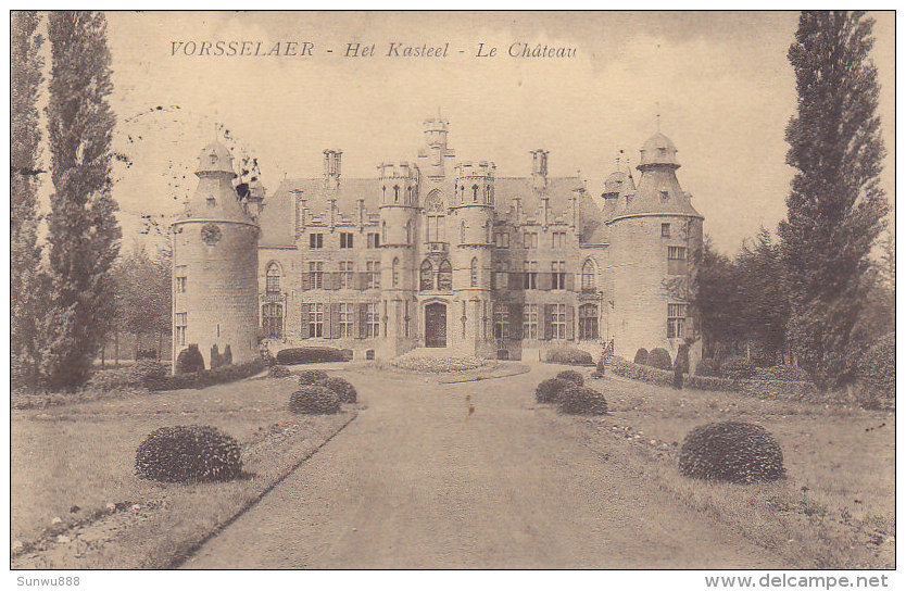 Vorsselaer - Het Kasteel - Le Château (Uitg. Célis) - Vosselaar
