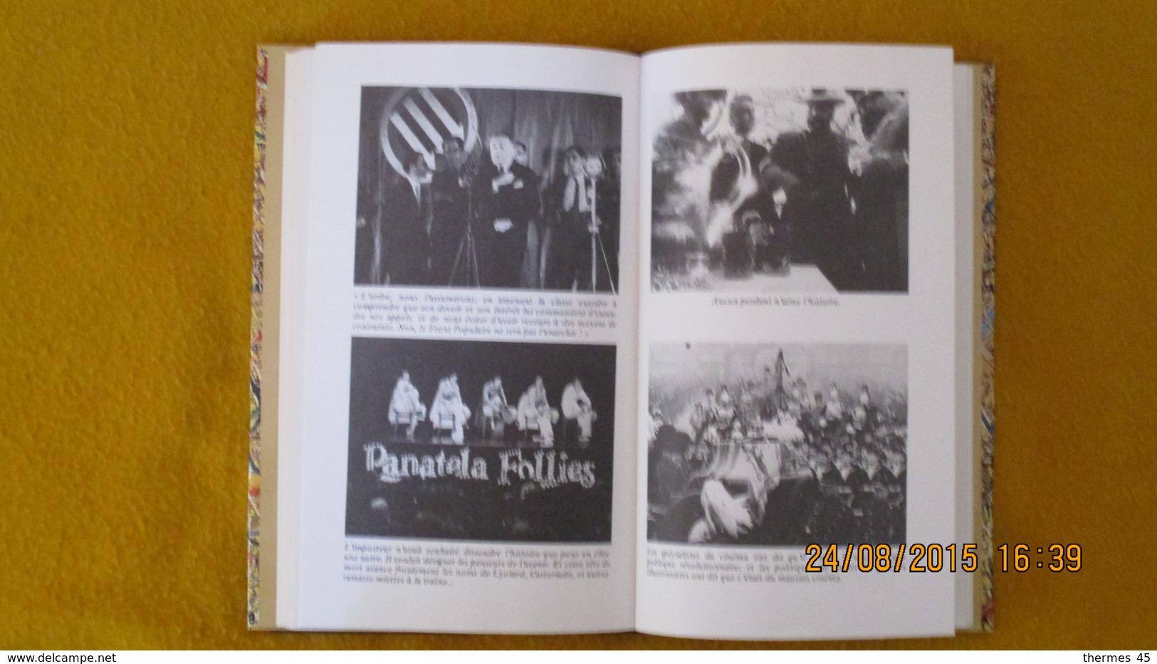 GUY DEBORD / OEUVRES CINEMATOGRAPHIQUES COMPLETES / 1952-1978 / 1ère EDITION / ED. CHAMP LIBRE. - Cinéma/Télévision