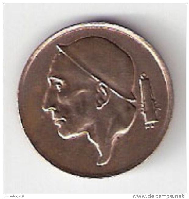 Pièce Belgique. 50 Cts. 1965 - 03. 50 Centiem