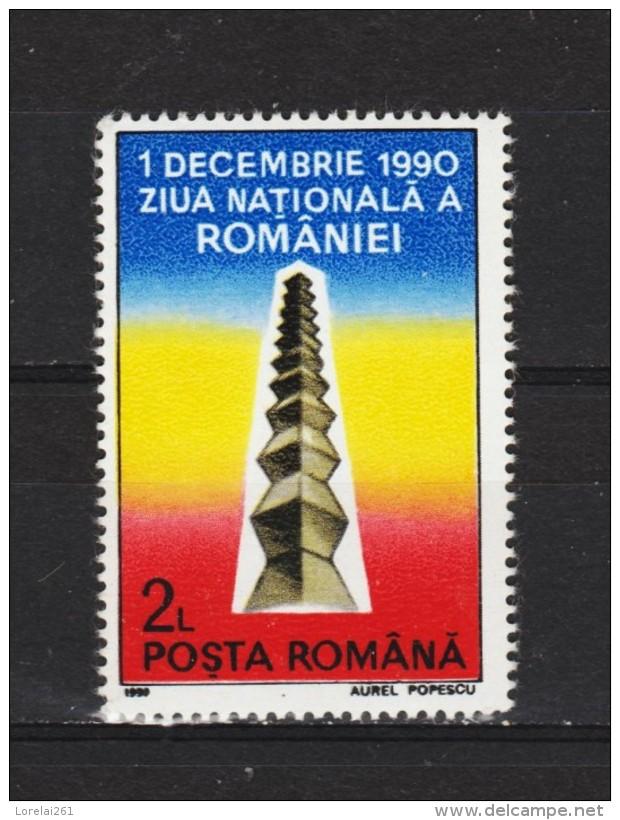 1990 -  Journee Nationale Roumaine  Mi No 4635 Et Yv No 3895  MNH - 1948-.... Republiken