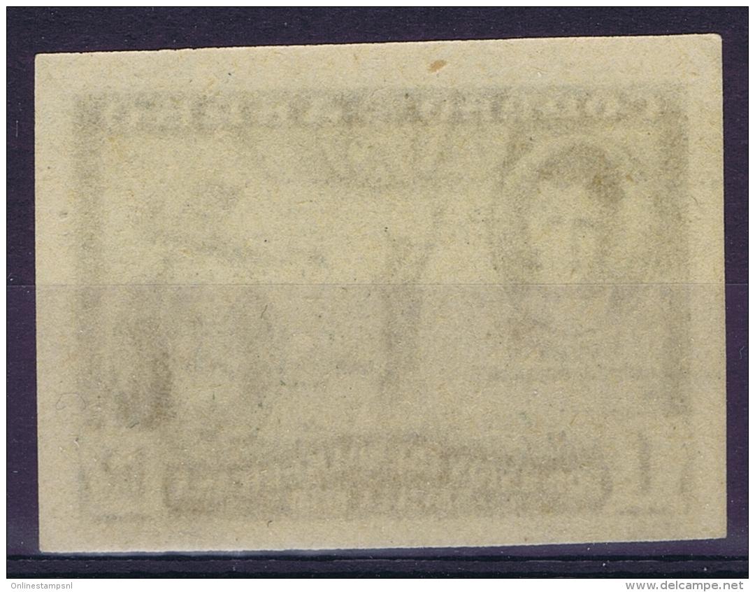 Spain:  Mi Nr 559 U + DK, Ed 588  Double And Reversed  MNH/**/postfrisch/neuf Sans Charniere - Luftpost