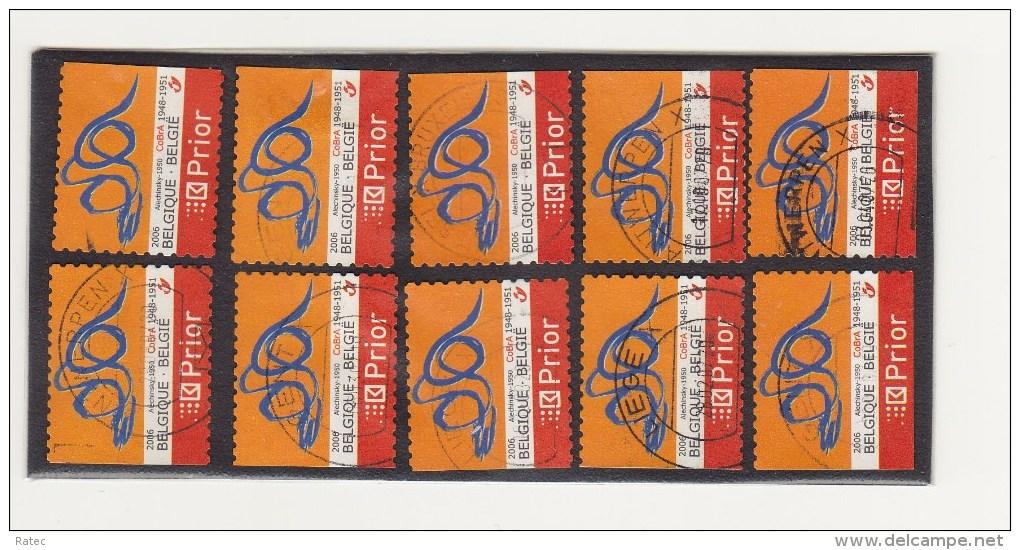 3565+abc O  Stempels Kunnen Verschillen - Carnets 1953-....