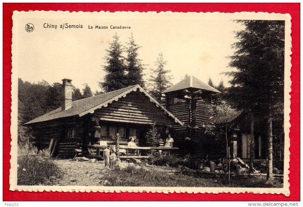 Chiny Sur Semois. La Maison Canadienne - Chiny