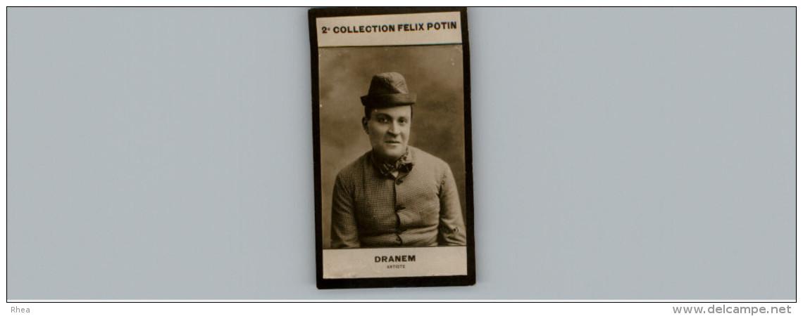 Collection FELIX POTIN - Petite Image - DRANEM - Artiste - Félix Potin