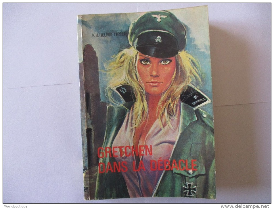 Livre Poche GRETCHEN DANS LA DEBACLE 1971 - Autres