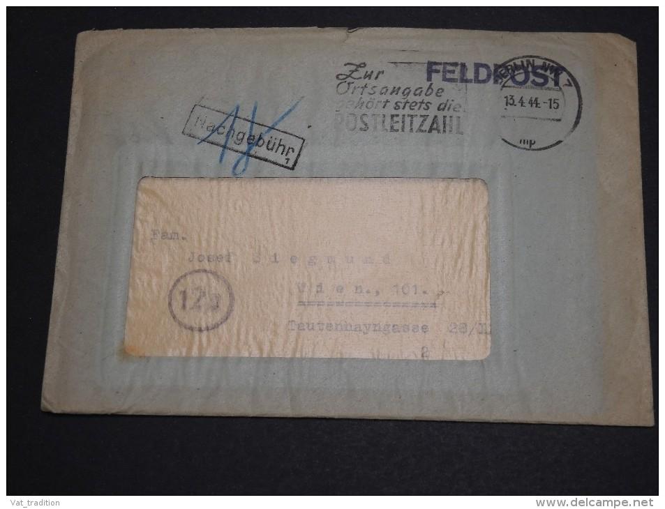 ALLEMAGNE -Enveloppe De Berlin En 1944 - A Voir - L 1956 - Briefe U. Dokumente