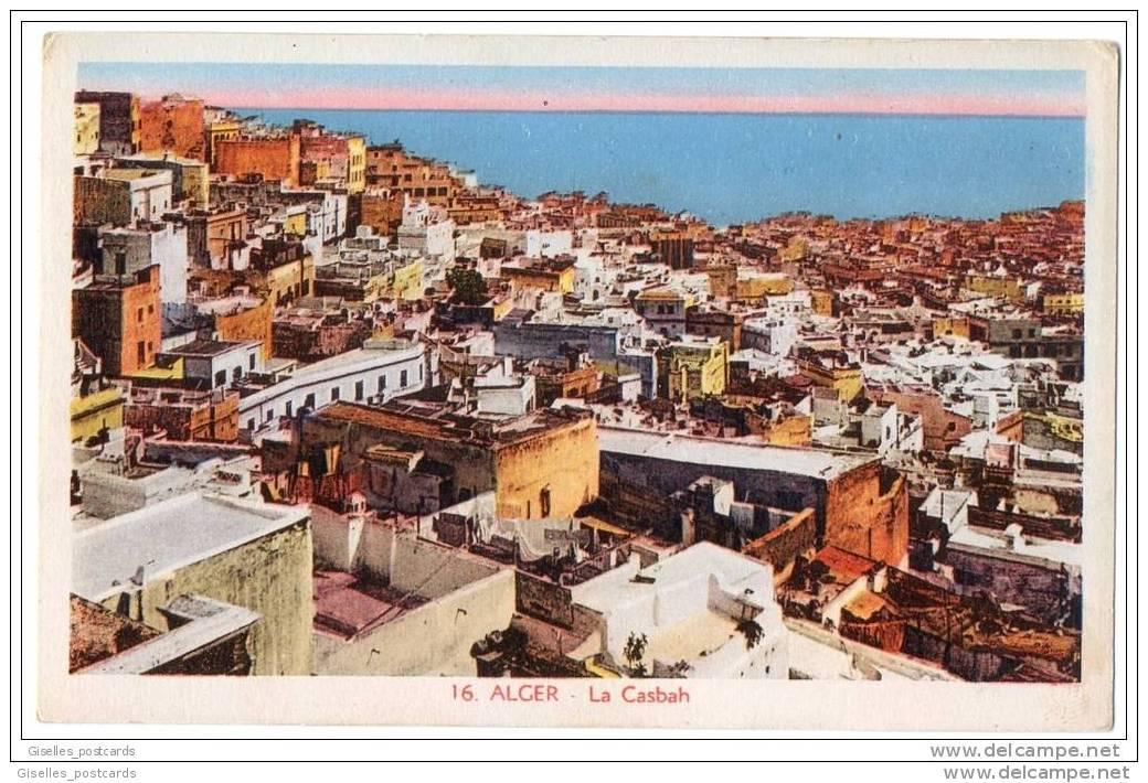 Alger - La Casbah - Algérie
