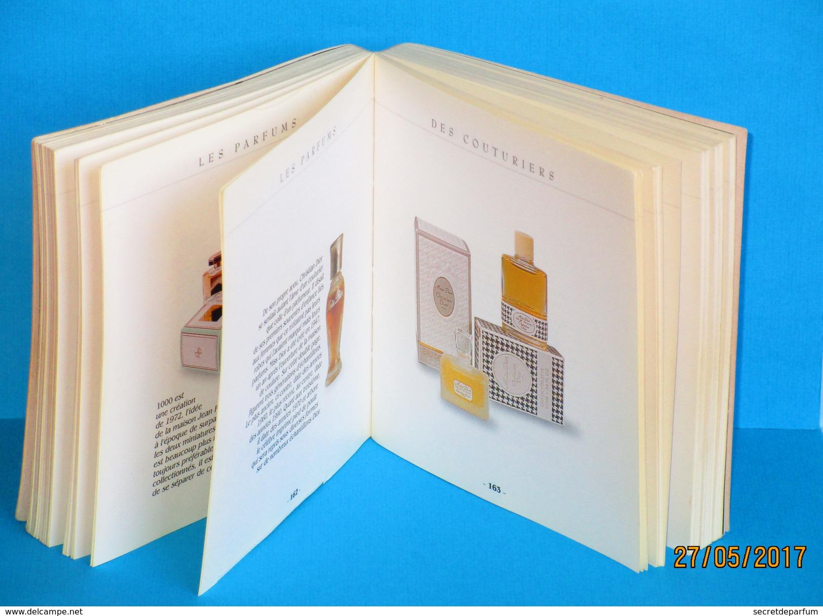 LIVRES La Folie Des Miniatures De Parfums Anne Breton édition An 2000 - Livres