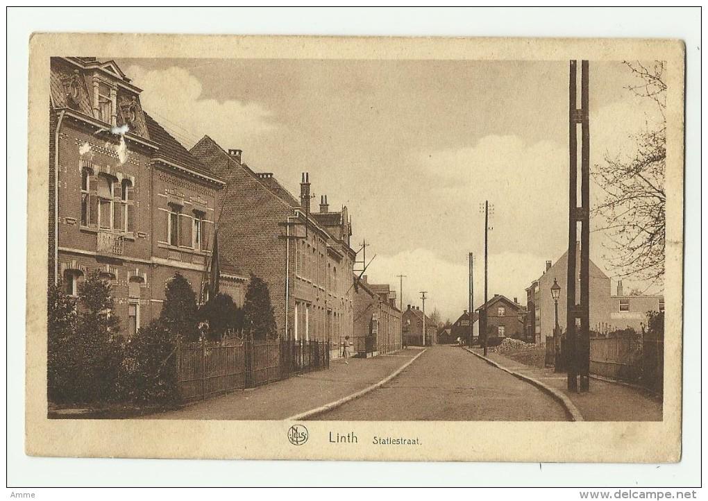 Linth - Lint   *  Statiestraat - Lint