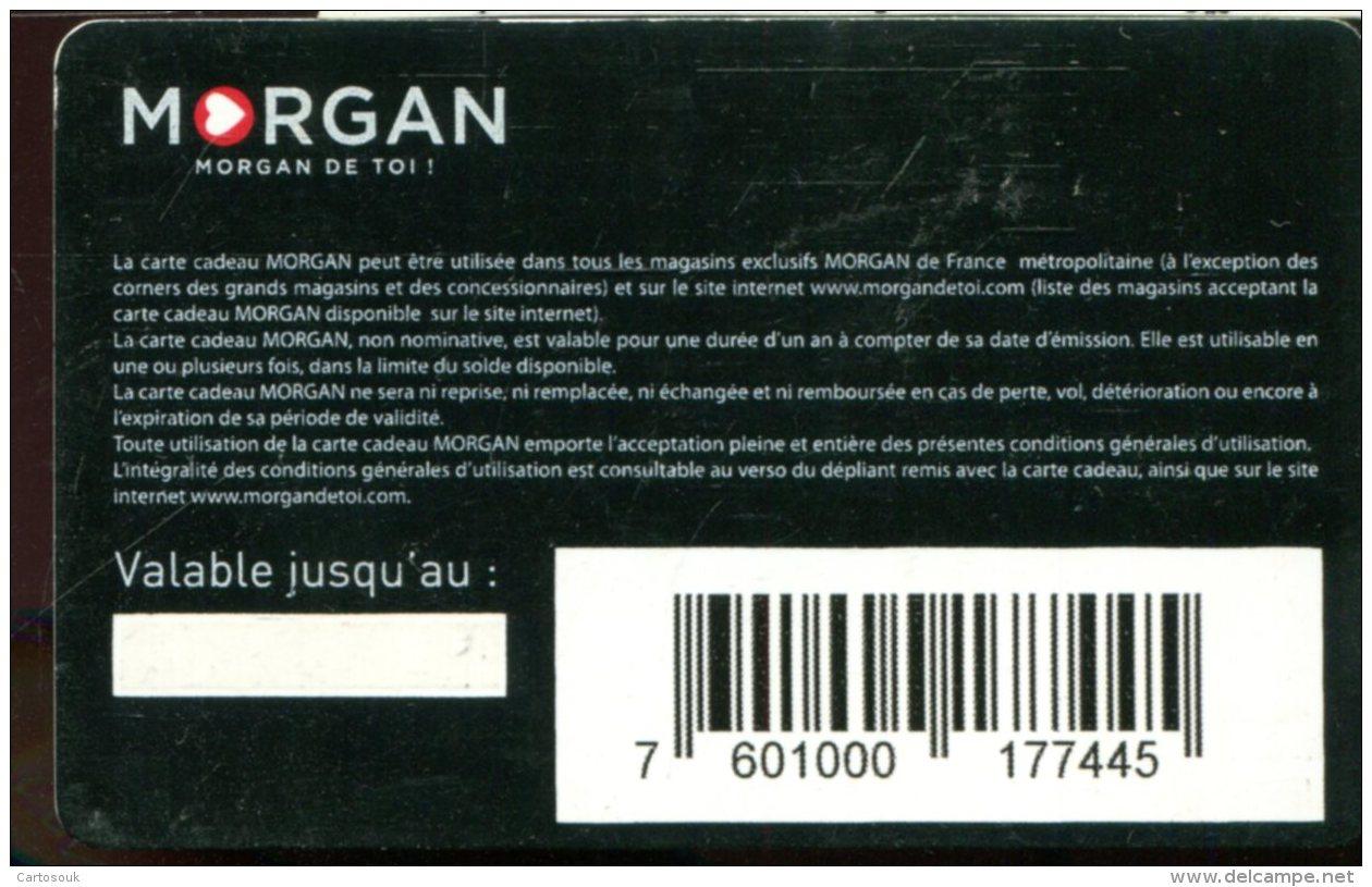 CD8558  CARTE CADEAU A VOIR  FRANCE - Cartes Cadeaux
