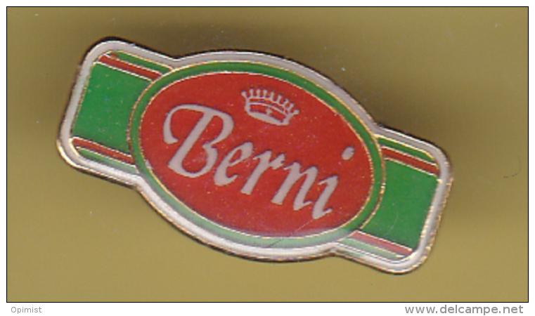 51391-Pin's. Berni Et Cie Verdun Charcuteries - Alimentation