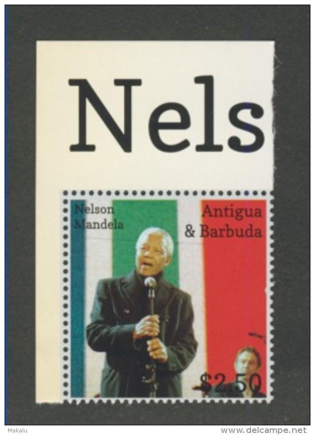 Mandela Antigua 2013 - Altri