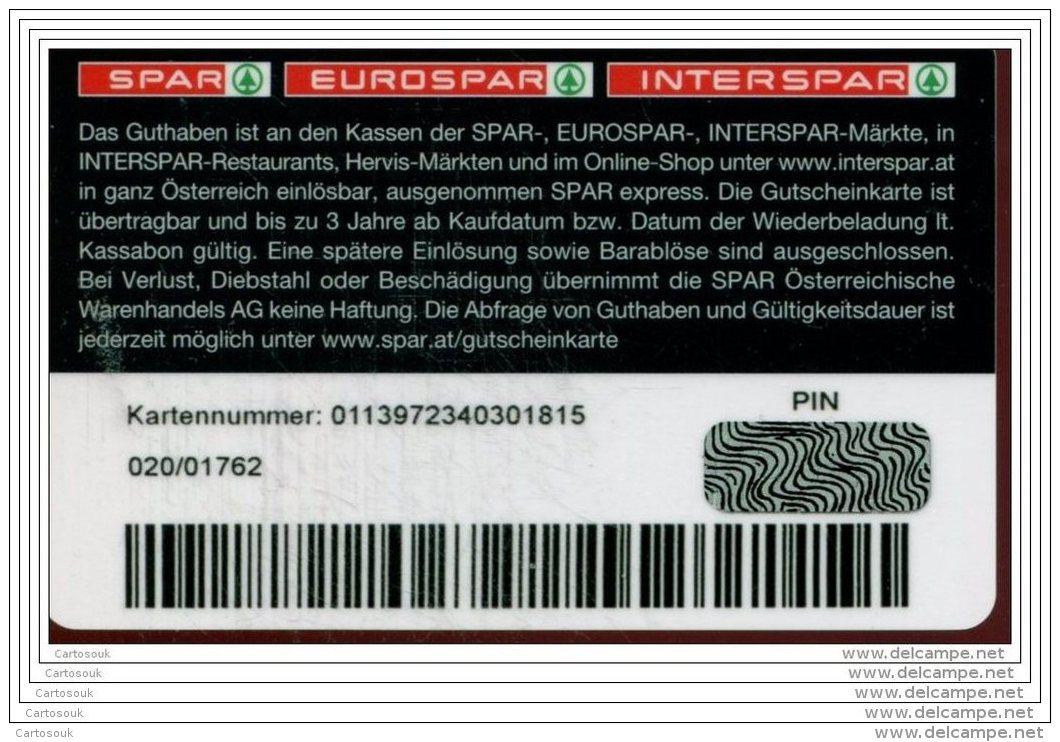 CE3322    CARTE   CADEAU   ETRANGERE  A VOIR - Cartes Cadeaux