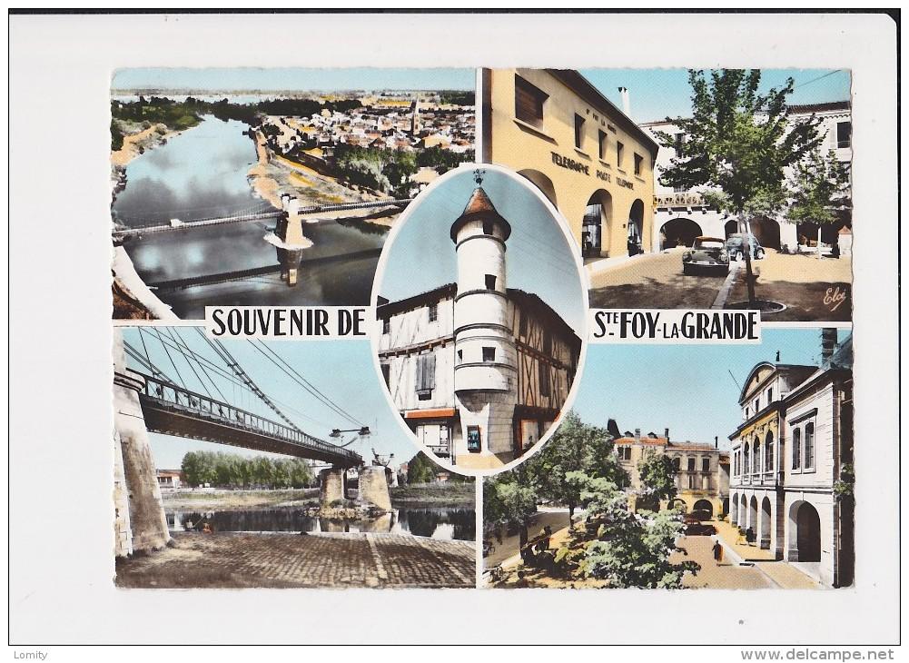 33 Sainte Foy La Grande Multi Vue 5 Vues - France