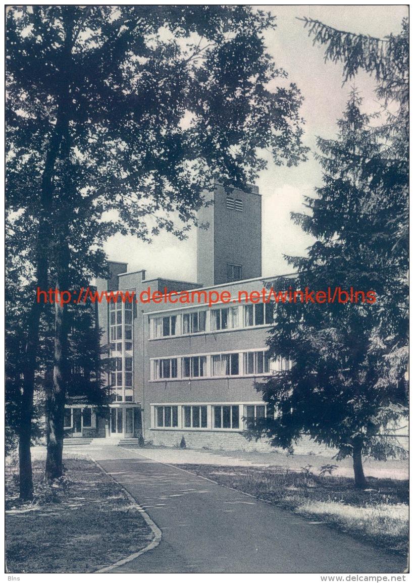 Universiteitskliniek St-Barbare Pellenberg - Lubbeek