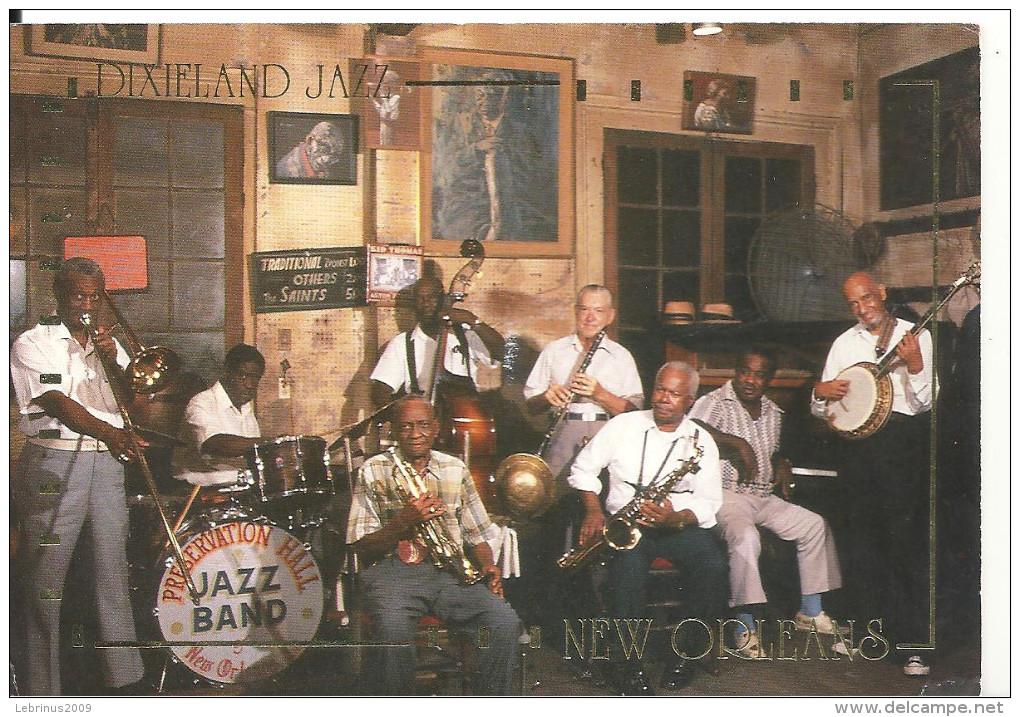 DIXIELAND JAZZ - New Orleans - Arts