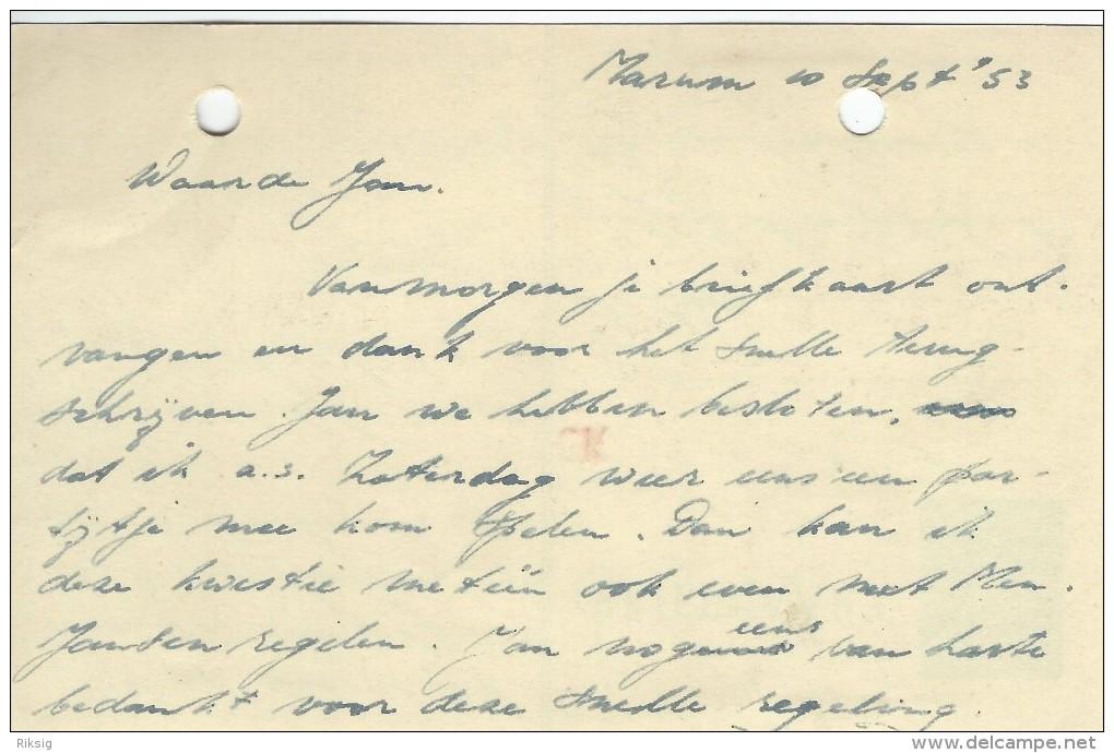 Uprated Stationery   Holland - Nederlands. S-2733 - Postal Stationery