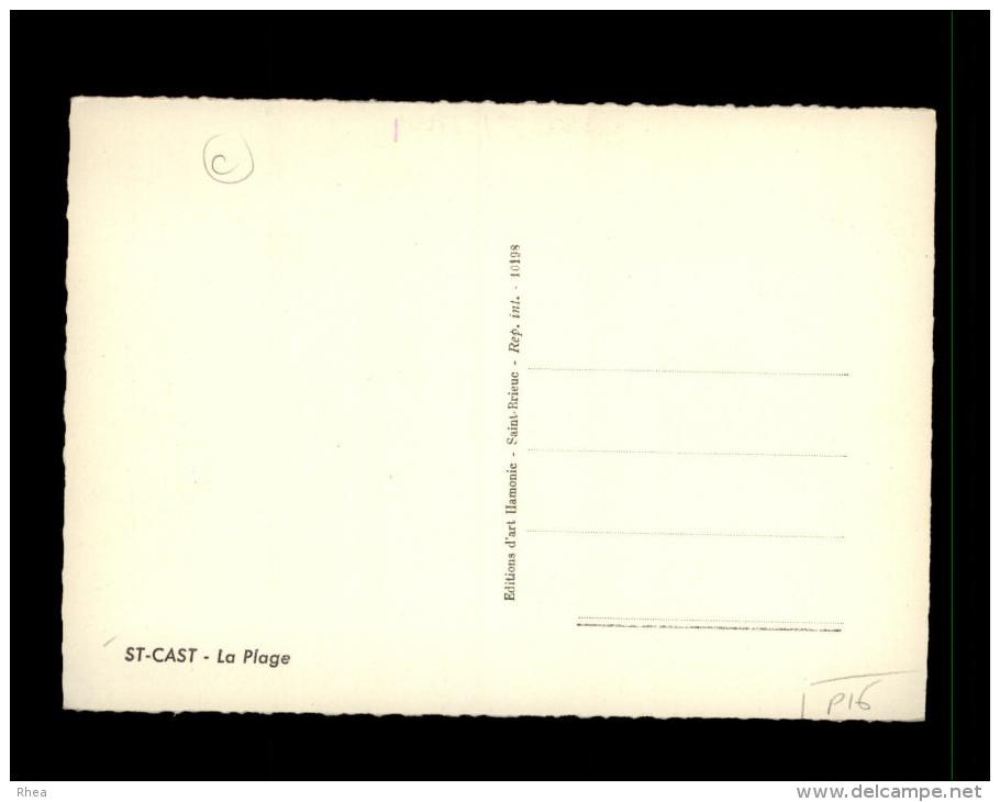 22 - SAINT-CAST - Plage - Club Des Benjamins - Club De Plage - Saint-Cast-le-Guildo