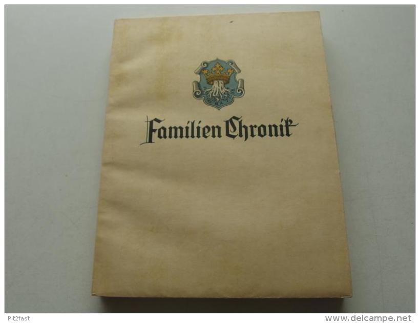 Gmeiner Familien-Chronik 1934 , Familienkunde , Orell Füssli ,  Zürich !!! - ZH Zürich