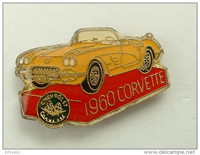 Pin´s CORVETTE 1960 - Corvette