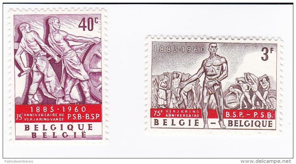 1131/32 ** - Bélgica