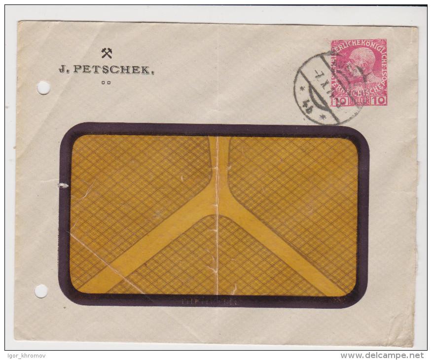 Czechoslovakia 1914 Aussig - Tchécoslovaquie