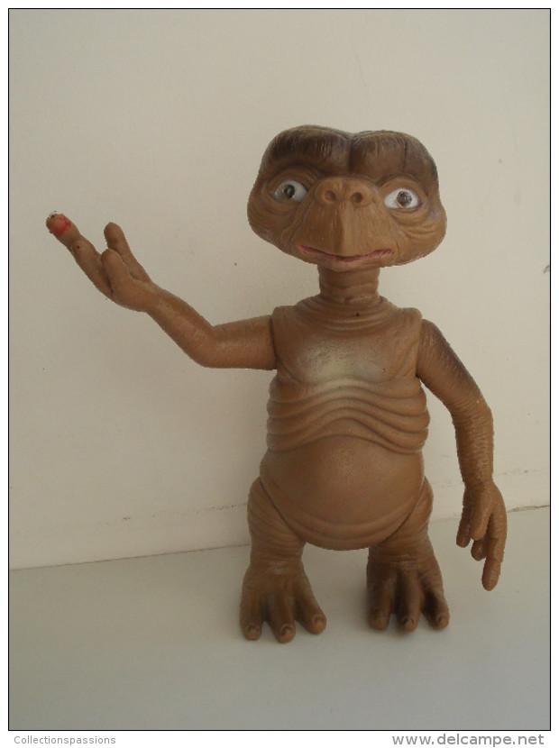 - Figurine E.T - Année 80 - - Unclassified