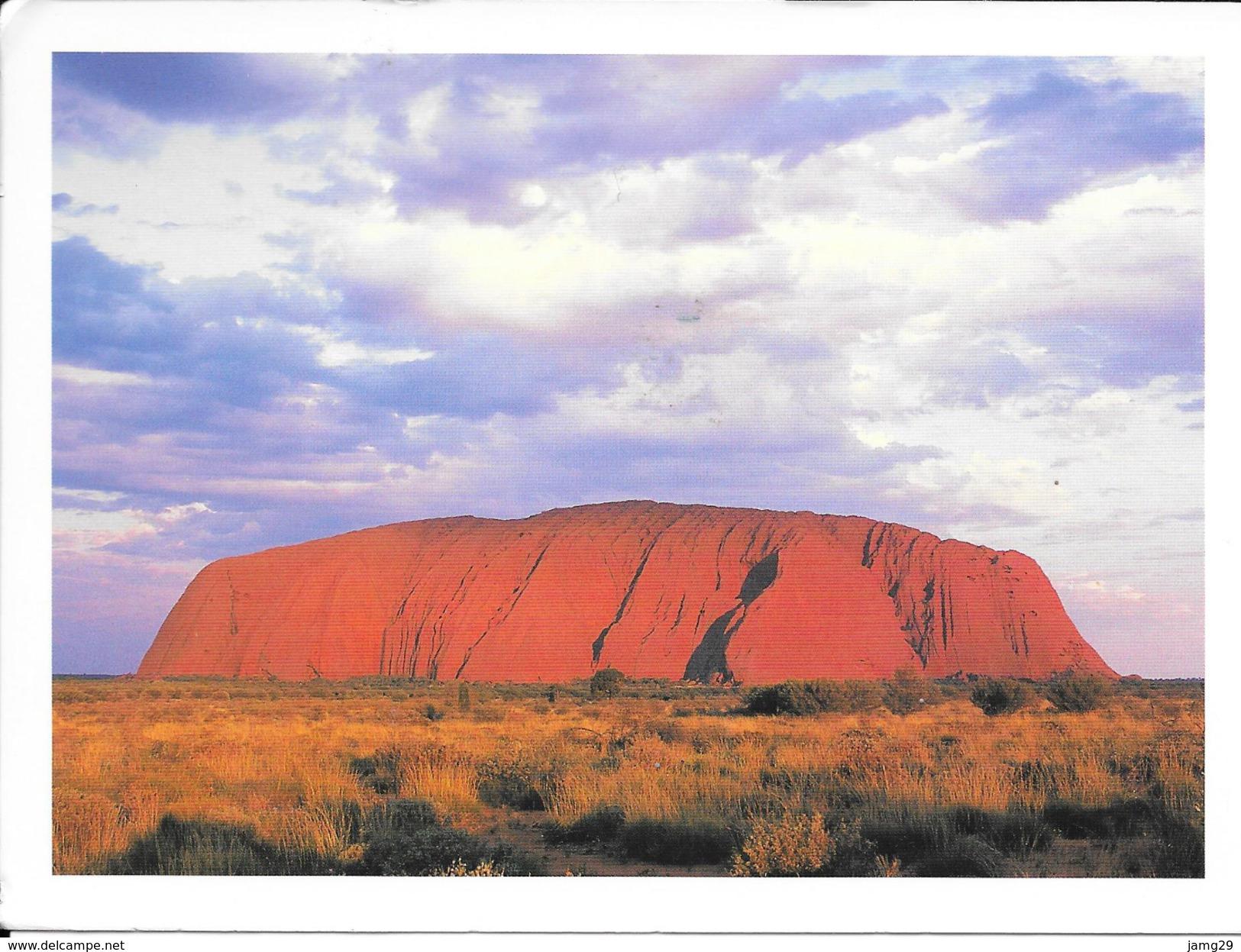 Australië/Australia, Uluru, Ayers Rock, 2016 - Uluru & The Olgas