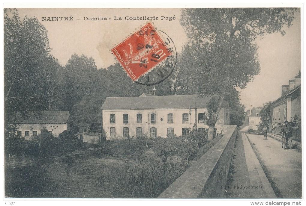 NAINTRE - Domine - La Coutellerie Pagé - France