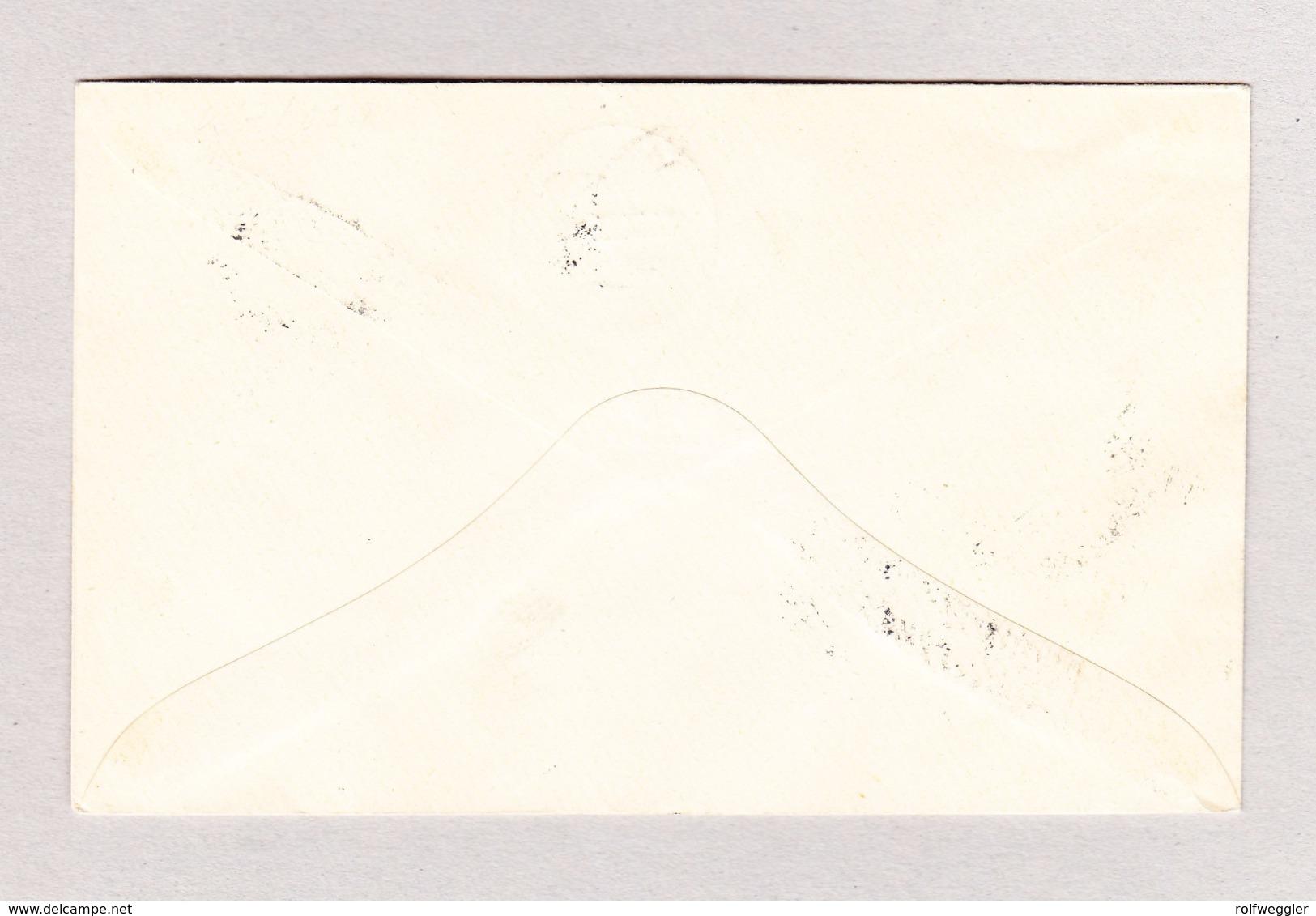 Schweiz Luftpost Handley Page  Schweizer Flugpost 20.9.1923 Brief Nach Paris Kommend Von Neuhausen SH - Autres Documents