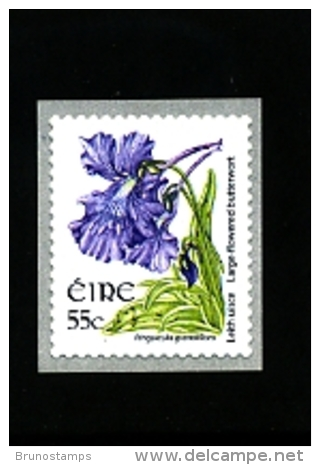 IRELAND/EIRE - 2007  55c. FLOWERS SELF ADHESIVE COIL PERF. 12 3/4  MINT NH - 1949-... Repubblica D'Irlanda