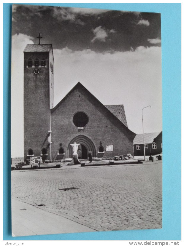 Kerk ESSEN-HORENDONK Anno 19?? ( Zie Foto Voor Details ) !! - Essen
