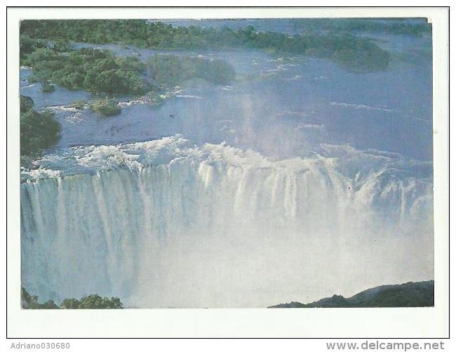 133622 THE VICTORIA FALLS HOTEL RHODESIA SPEDITA 1969 - Zimbabwe