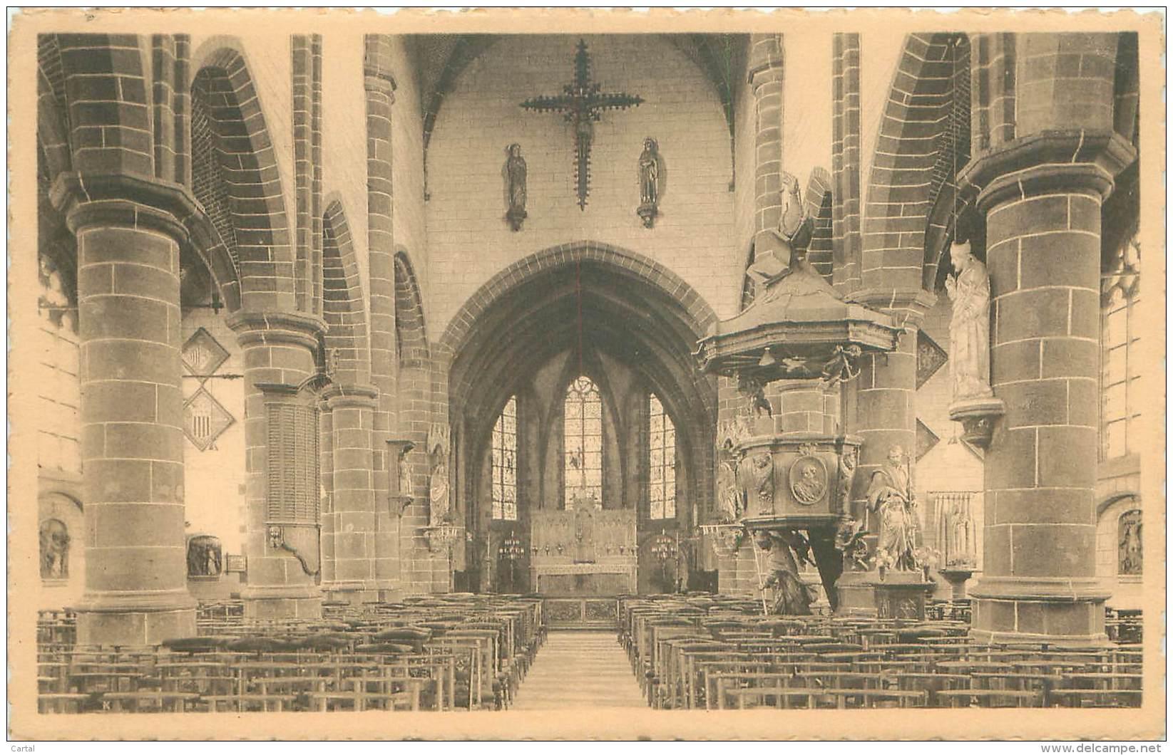 WESTERLOO - Binnenzicht Der Kerk - Westerlo