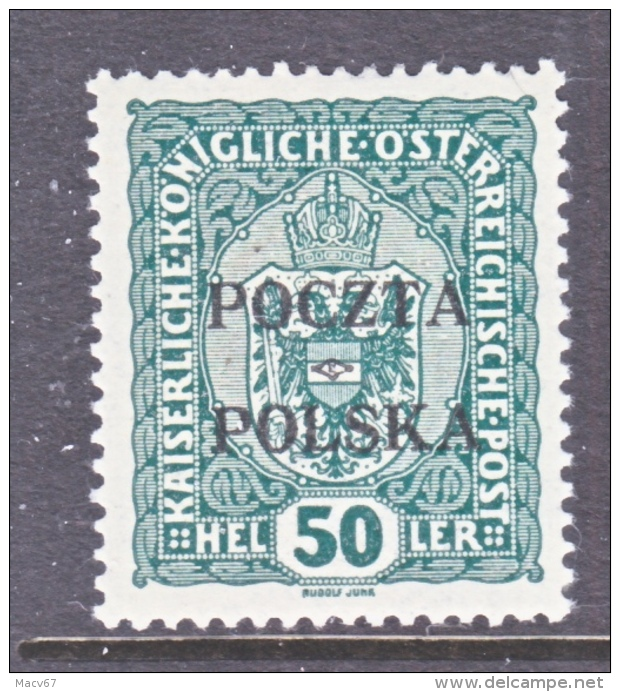 POLAND  47    Reprint   * - Ongebruikt